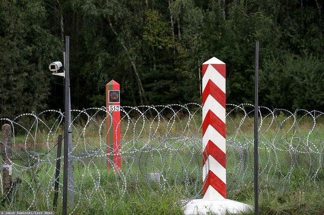 Stan wyjątkowy w pasie granicznym z Białorusią objął także część Janowa Podlaskiego / Zdjęcie ilustracyjne