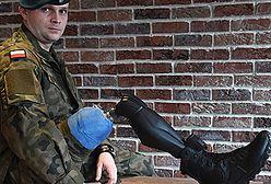 Nowoczesna proteza dla weterana