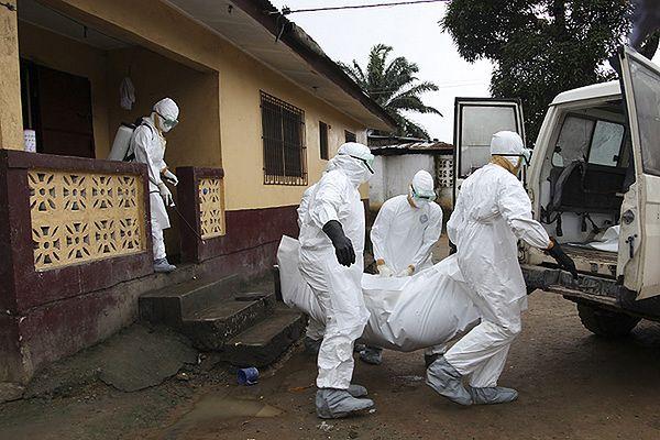 Lekarze bez Granic: świat przegrywa batalię z Ebolą