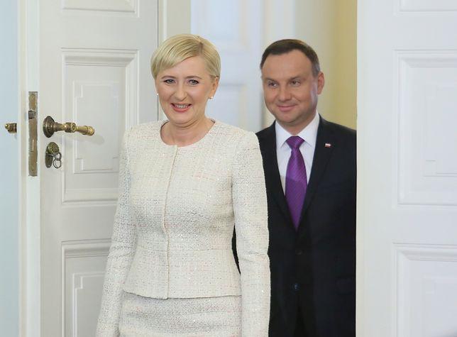"""Prezydent Andrzej Duda i jego żona upodobali sobie rezydencję """"Promnik"""""""