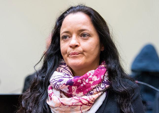Zschaepe przyjęła wyrok ze spokojem - jej adwokat zapowiedział apelację