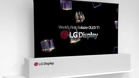 Zwijany telewizor LG trafi do sprzedaży już w 2019 r. Zobacz, jak działa