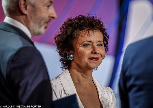 Joanna Szczepkowska chciałaby ogłosić koniec bezprawia PiSu