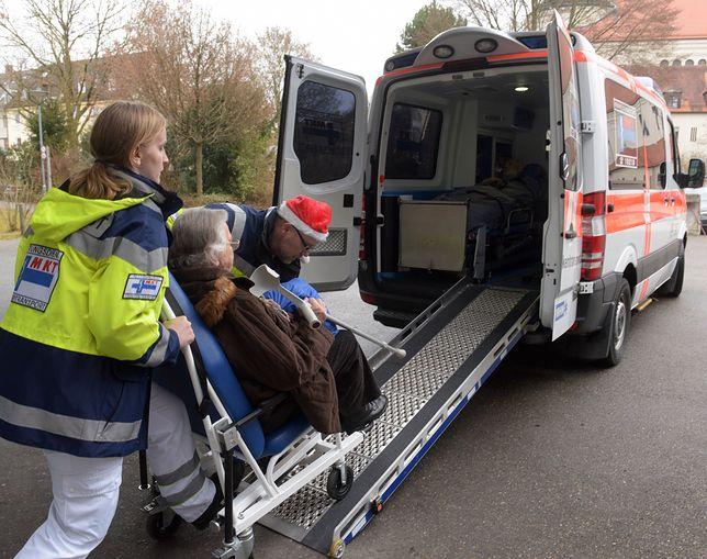 Niemcy: groźny ładunek wybuchowy. Ewakuowano 50 tysięcy osób