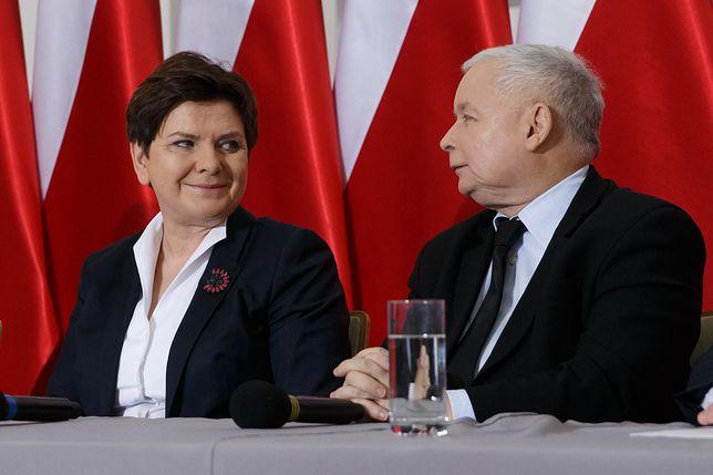 Dobre wieści dla Szydło i Kaczyńskiego. Tak wysokiego poparcia rząd PiS jeszcze nie miał