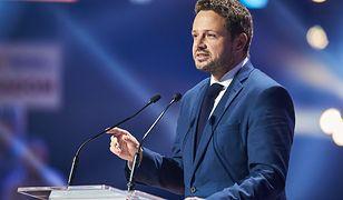 Rafał Trzaskowski będzie musiał stoczyć ciężki bój o Warszawę.