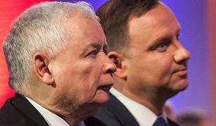 Prezydent Andrzej Duda i prezes PiS Jarosław Kaczyński wchodzą w fazę ostrego publicznego sporu.