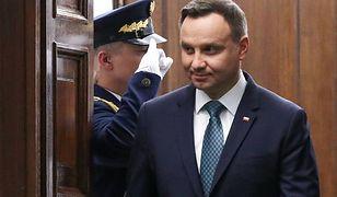 Andrzej Duda to wielki wygrany rekonstrukcji.
