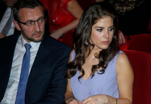 Weronika Rosati i Robert Śmigielski nie mogą porozumieć się ws. alimentów i opieki nad córką