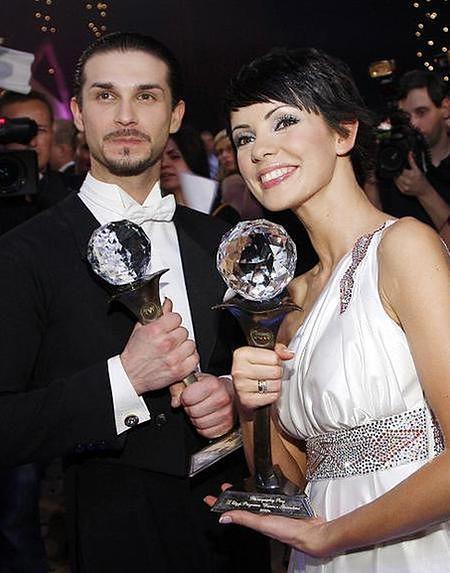 Dorota Gardias i Andrej Mosejczuk