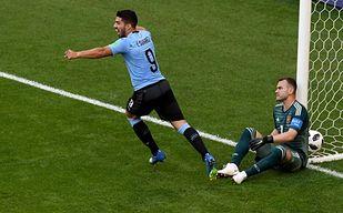 Urugwaj zdemolował Rosję!
