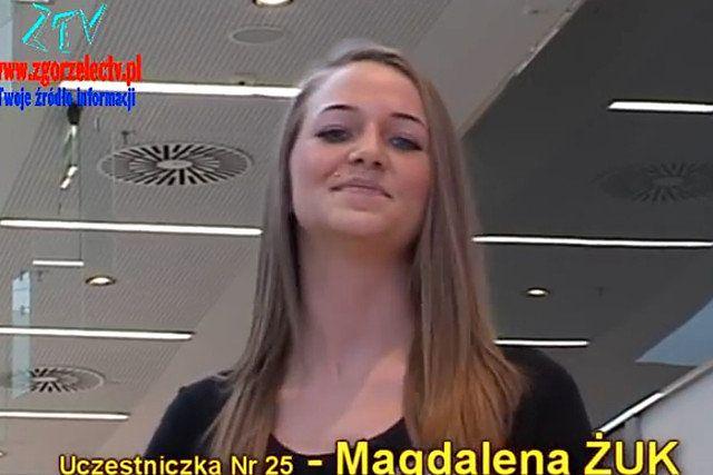 Magdalena Żuk opowiada o swoich marzeniach i planach. Widzieliście już to nagranie?