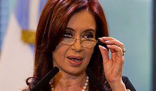 Prezydent Argentyny Cristina Fernandez