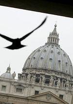 Christopher Borrelli straszy w Watykanie