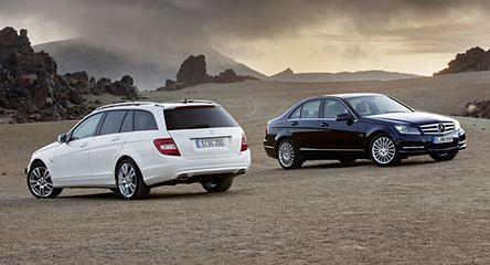 Mercedes klasy C: udane modyfikacje