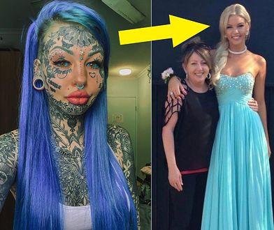 Amber Luke jeszcze kilka lat temu wyglądała zupełnie inaczej