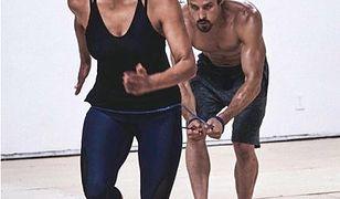 Ćwiczenia prowadzą do seksu - twierdzi Halle Berry