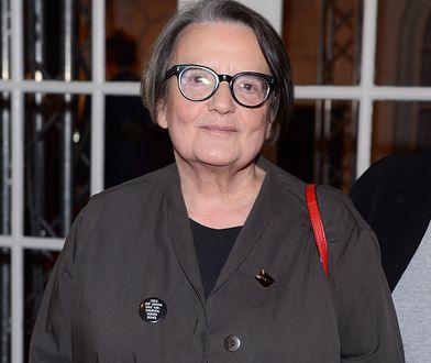 Agnieszka Holland skończyła w tym roku 70 lat