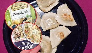 Prześwietliłam etykiety gotowych pierogów ruskich. Oto produkty z najlepszym i najgorszym składem