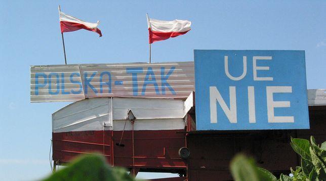 Coraz więcej Polaków chce wyjść z Unii Europejskiej. Sondaż dla WP