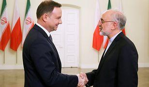 Szczyt dot. Iranu w Polsce: Możemy odegrać pozytywną rolę albo wplątać się konflikt