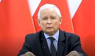 """Przemówienie Kaczyńskiego. Kacprzak: """"Tak nie mówi przywódca, który idzie na wojnę"""" [OPINIA]"""