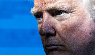 Mieszane oceny wizyty Trumpa w siedzibie NATO. Słowa i czyny nie idą w parze