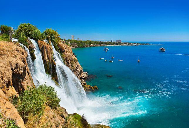Wczasy w Turcji - wodospady Duden i Kursunlu