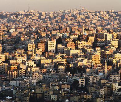 Amman - stolica Jordanii