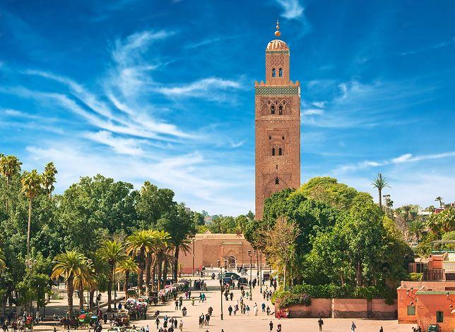 Medyna w Marrakeszu robi ogromne wrażenie
