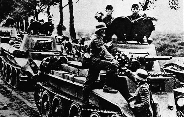 Spotkanie wojsk niemieckich i sowieckich na terenie Polski w 1939 r.