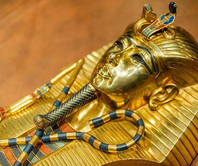 "Egipt: ""uratowano"" grobowiec Tutanchamona"