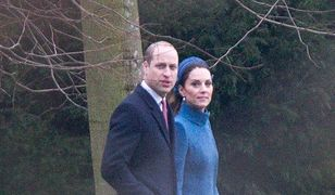 Nowe zdjęcia księżnej Kate. Znamy ten płaszcz!