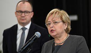 Małgorzata Gersdorf reaguje na wyrok SN.