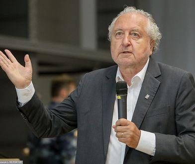 Andrzej Rzepliński – sędzia Trybunału Konstytucyjnego w stanie spoczynku.