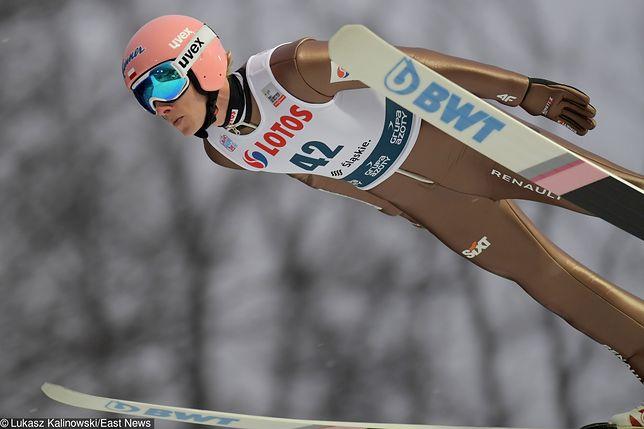 Skoki narciarskie w Zakopanem - darmowa transmisja online.