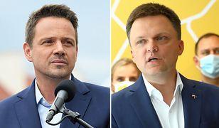 Wybory prezydenckie. Wiele zależy od wyborców Szymona Hołowni