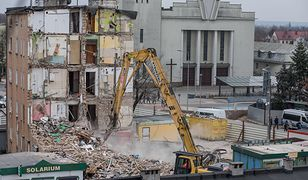 W wyniku eksplozji kamienicy w Poznaniu zniszczone zostały 4 z 18 mieszkań