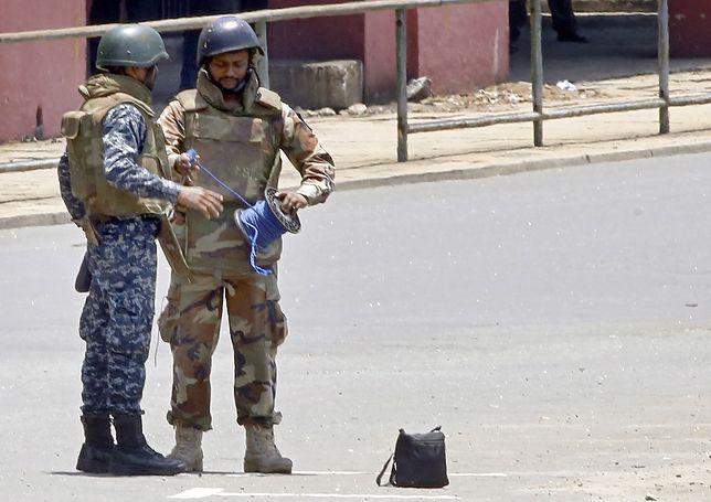 Sri Lanka. Seria zamachów