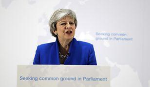 Premier Theresa May zmienia zdanie ws. wyjścia z Unii