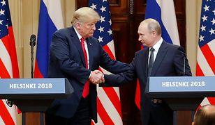 Donald Trump i Władimir Putin rozmawiali ponad 2 godziny