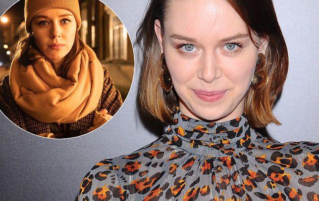 """Emma Giegżno ma 25 lat - robi karierę jako aktorka. Znacie ją np. z """"Szadzi"""""""