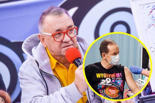 Jurek Owsiak skomentował strój marszałka Grodzkiego