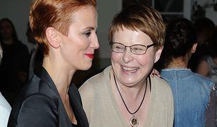 """Łepkowska zaangażowała Zielińską do """"Barw szczęścia"""", """"Och Karol 2"""" czy """"Listów do M"""", gdy aktorka była już bardzo szczupła"""