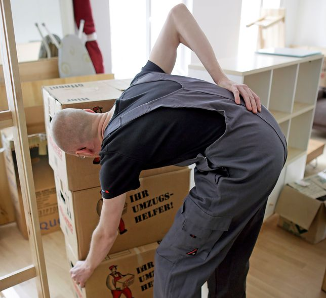 Ból pleców jest częstą dolegliwością