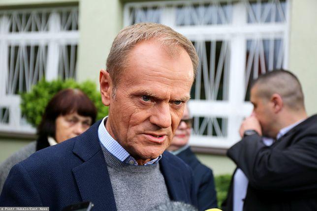 Kandydatem opozycji na prezydenta, według Polaków, powinien być Donald Tusk