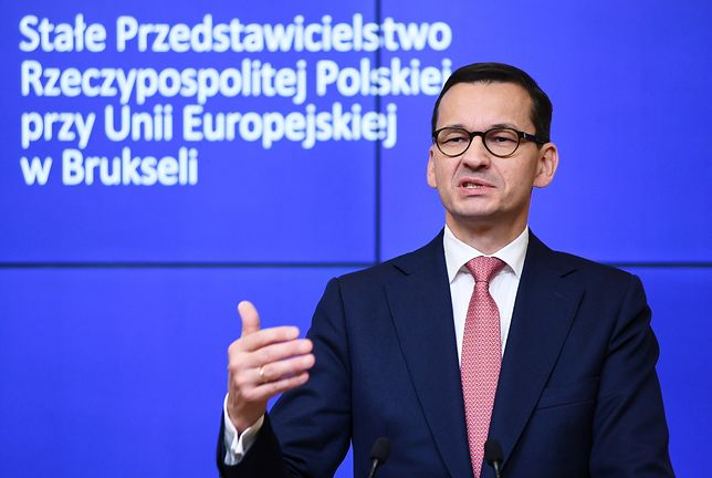 Morawiecki o negocjacjach w Brukseli