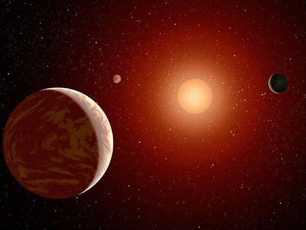 Naukowcy z Polski i USA odkryli trzy nowe układy planetarne