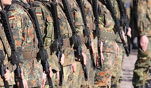 Skandal w Bundeswehrze. Afera coraz większa