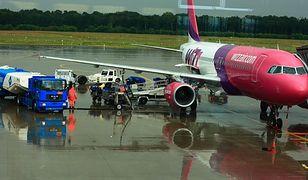 Jeśli nie mieścisz się w fotelu, w Wizz Air zapłacisz podwójnie